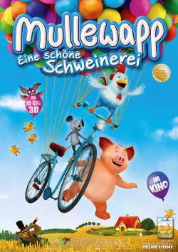 Mullewapp - Eine schöne Schweinerei - Plakat zum Film