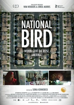 National Bird - Plakat zum Film