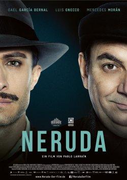 Neruda - Plakat zum Film