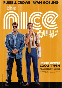 The Nice Guys - Plakat zum Film