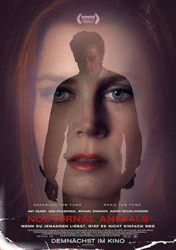 Nocturnal Animals - Plakat zum Film