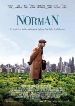 Norman - Plakat zum Film