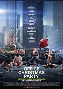 Office Christmas Party - Plakat zum Film