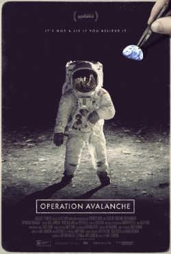 Operation Avalanche - Plakat zum Film