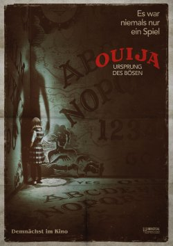 Ouija: Ursprung des Bösen - Plakat zum Film
