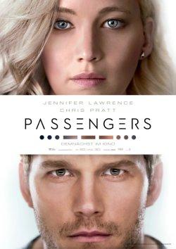 Passengers - Plakat zum Film