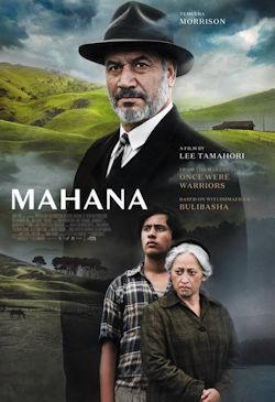 Mahana - Eine Maori-Saga - Plakat zum Film