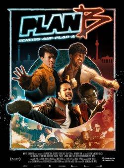 Plan B - Scheiß auf Plan A - Plakat zum Film