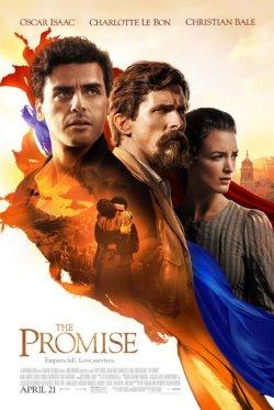 The Promise - Die Erinnerung bleibt - Plakat zum Film