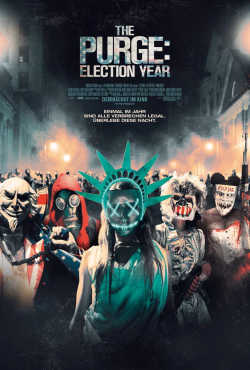 The Purge: Election Year - Plakat zum Film