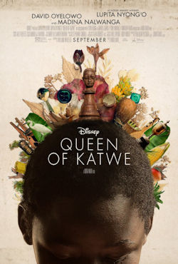 Queen Of Katwe - Plakat zum Film