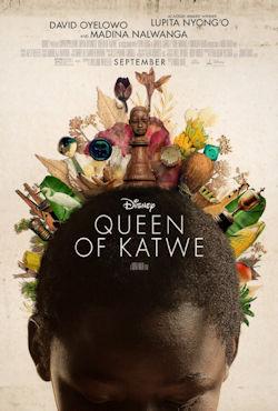 Queen Of Katwe - Plakat zum Film