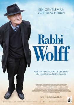 Rabbi Wolff - Plakat zum Film
