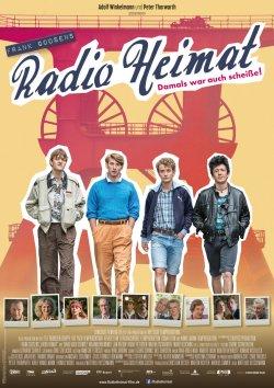 Radio Heimat - Plakat zum Film