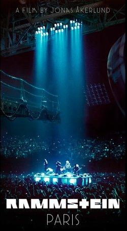 Rammstein: Paris - Plakat zum Film