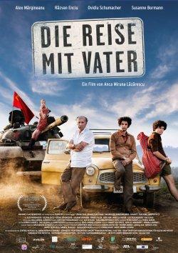 Die Reise mit Vater - Plakat zum Film