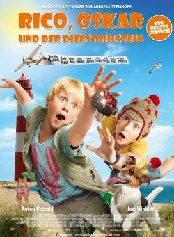 Rico, Oskar und der Diebstahlstein - Plakat zum Film
