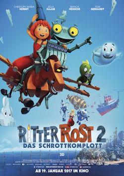 Ritter Rost 2 - Das Schrottkomplott - Plakat zum Film