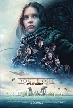 Rogue One: A Star Wars Story - Plakat zum Film