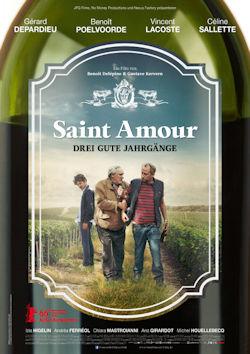 Saint Amour - Drei gute Jahrgänge - Plakat zum Film