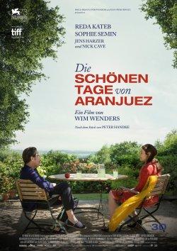 Die schönen Tage von Aranjuez - Plakat zum Film