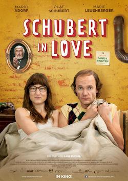 Schubert In Love - Plakat zum Film