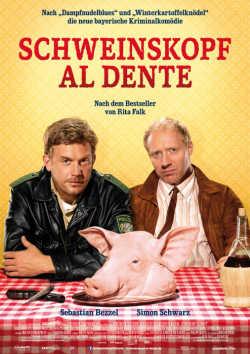 Schweinskopf al dente - Plakat zum Film