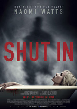 Shut In - Plakat zum Film