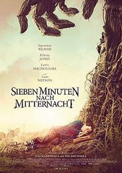 Sieben Minuten nach Mitternacht - Plakat zum Film