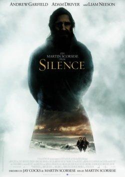 Silence - Plakat zum Film