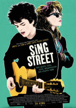 Sing Street - Plakat zum Film