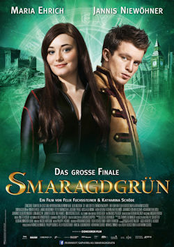 Smaragdgrün - Plakat zum Film