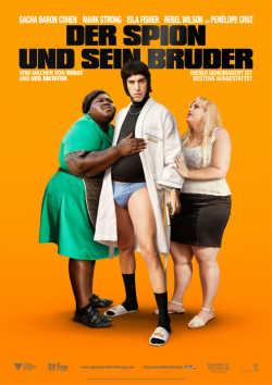 Der Spion und sein Bruder - Plakat zum Film