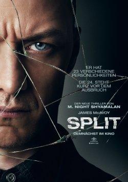 Split - Plakat zum Film
