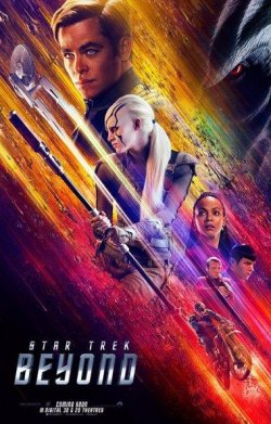 Star Trek: Beyond - Plakat zum Film