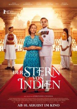 Der Stern von Indien - Plakat zum Film