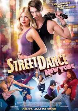 StreetDance New York - Plakat zum Film