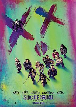 Suicide Squad - Plakat zum Film