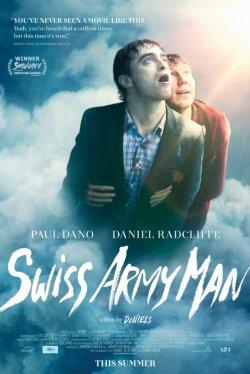 Swiss Army Man - Plakat zum Film