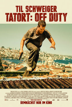 Tschiller: Off Duty - Plakat zum Film
