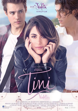 Tini: Violettas Zukunft - Plakat zum Film