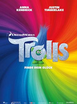 Trolls - Plakat zum Film