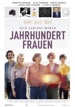 Jahrhundertfrauen - Plakat zum Film