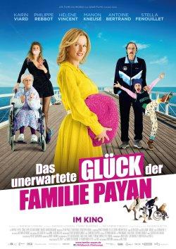 Das unerwartete Glück der Familie Payan - Plakat zum Film