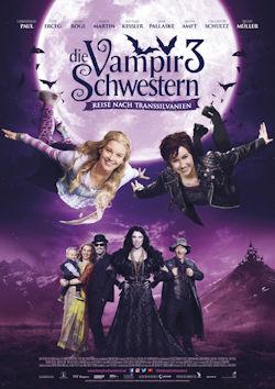 Die Vampirschwestern 3 - Reise nach Transsilvanien - Plakat zum Film