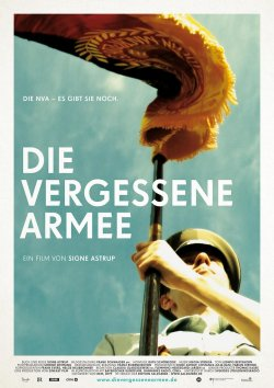 Die vergessene Armee - Plakat zum Film