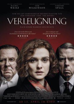 Verleugnung - Plakat zum Film