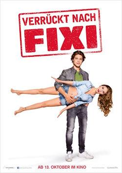 Verrückt nach Fixi - Plakat zum Film