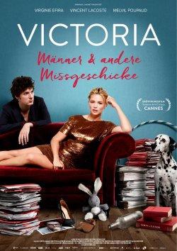 Victoria - Männer und andere Missgeschicke - Plakat zum Film