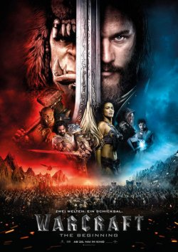 Warcraft: The Beginning - Plakat zum Film